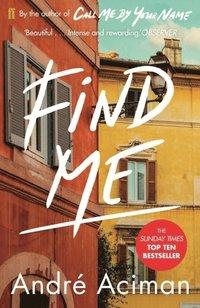 bokomslag Find Me