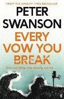 bokomslag Every Vow You Break