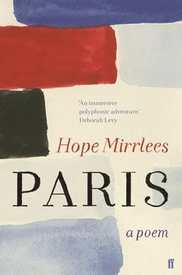 bokomslag Paris: A Poem