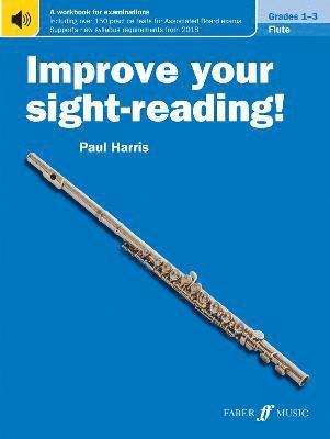 bokomslag Improve your sight reading flute gr 1-3