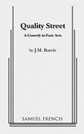 bokomslag Quality Street