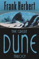 bokomslag Great Dune Trilogy