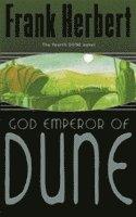 bokomslag God Emperor Of Dune