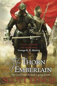 bokomslag The Thorn of Emberlain