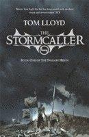 bokomslag Stormcaller - the twilight reign: book 1