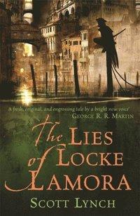 bokomslag The Lies of Locke Lamora: The Gentleman Bastard Sequence, Book One