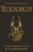 bokomslag Necronomicon: The Best Weird Tales of H.P. Lovecraft