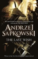 bokomslag Last Wish