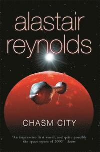 bokomslag Chasm City