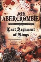 bokomslag Last Argument Of Kings: The First Law: Book Three