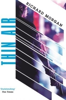 bokomslag Thin Air: From the author of Netflix's Altered Carbon