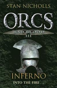 bokomslag Orcs bad blood iii - inferno