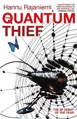 bokomslag The Quantum Thief
