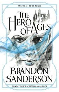bokomslag The Hero of Ages: Mistborn Book Three