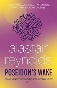 bokomslag Poseidon's Wake