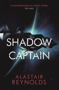bokomslag Shadow Captain