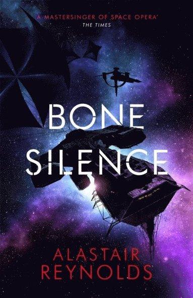 bokomslag Bone Silence