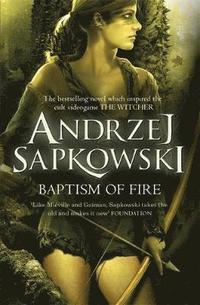 bokomslag Baptism of Fire