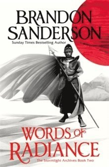 bokomslag Words of Radiance Part One: The Stormlight Archive Book Two