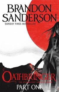 bokomslag Oathbringer Part One: The Stormlight Archive Book Three