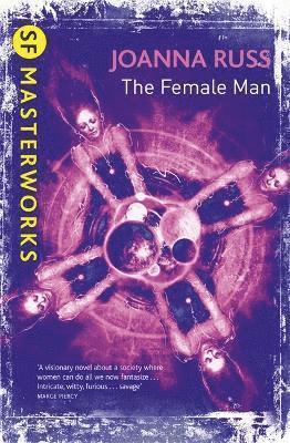 bokomslag Female man