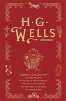bokomslag HG Wells Classic Collection