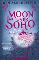 bokomslag Moon Over Soho: The Second Rivers of London novel