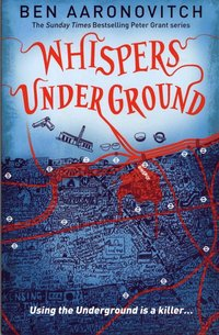 bokomslag Whispers under ground - the third pc grant mystery