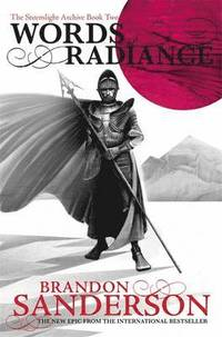 bokomslag Words of radiance