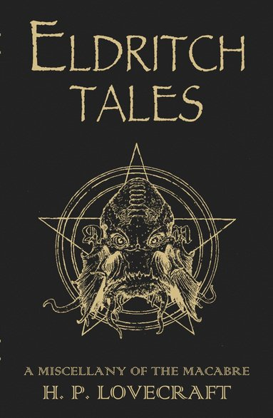 bokomslag Eldritch Tales
