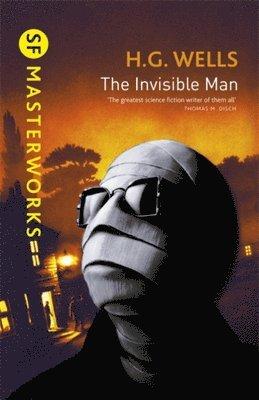 bokomslag The Invisible Man