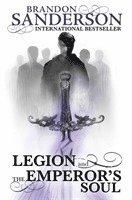 bokomslag Legion and The Emperor's Soul