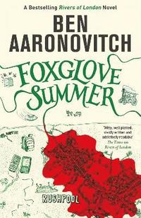 bokomslag Foxglove Summer: The Fifth Rivers of London novel