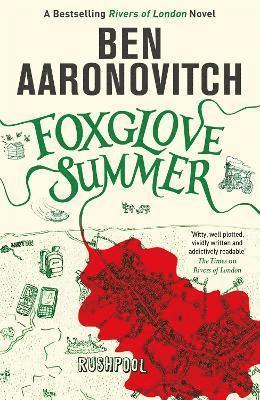 bokomslag Foxglove Summer: The Fifth Rivers of London novel
