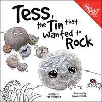 bokomslag Tess, the Tin That Wanted to Rock