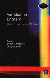 bokomslag Variation in English