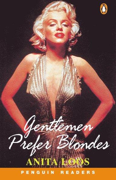 bokomslag Gentlemen prefer blondes book & cassette