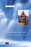bokomslag Heritage tourism