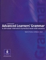 bokomslag Longman advanced learners grammar
