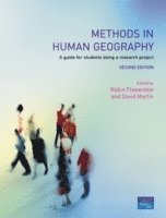 bokomslag Methods in Human Geography: A Guide for Students Doing a Research Project