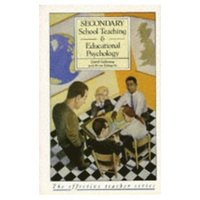 bokomslag Secondary School Teaching and Educational Psychology