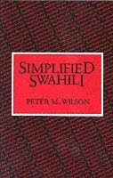 bokomslag Simplified Swahili Paper
