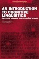 bokomslag An Introduction to Cognitive Linguistics