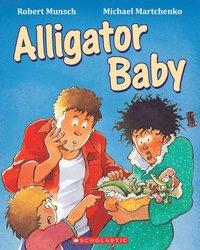bokomslag Alligator Baby