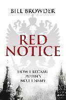 bokomslag Red Notice