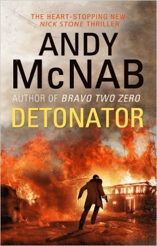bokomslag Detonator