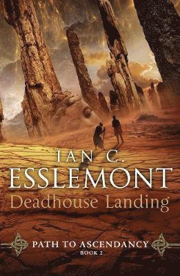 bokomslag Deadhouse Landing: Path to Ascendancy Book 2