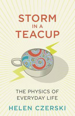 bokomslag Storm in a teacup - the physics of everyday life
