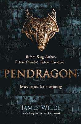 bokomslag Pendragon: A Novel of the Dark Age: Book 1
