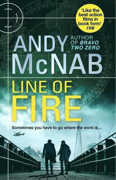 bokomslag Line of Fire
